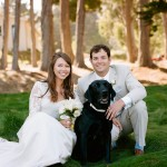Aubrey, Tim & Tucker by the Spa, Meg Smith Photography