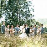 Bridal Party, Arrowood Photography