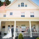 Bridal Party Historic House