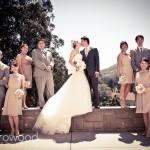 Bridal Party Mission Blue 2