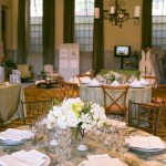 Tables Designed by and Florals Kathleen Deery Designs, Napa Valley Linens