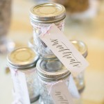 Mason Jar Candy Take-aways, Tags by Lilikoi Design