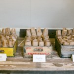 Popcorn Station by Cavallo Point & Milk Glass Vintage Rentals
